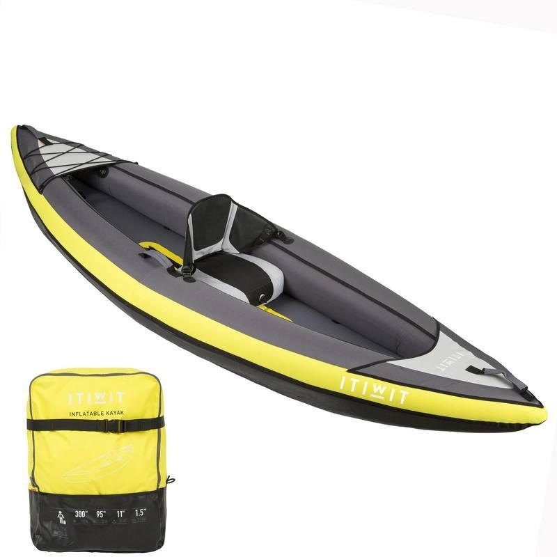 Decathlon kayak gonflable